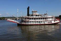 Spirit of Peoria Boat