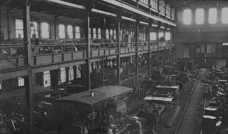 East Peoria Holt Manufacturing Plant