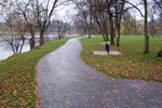 Ottawa Riverwalk path