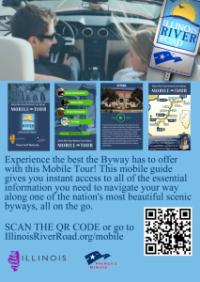 Mobile Tour of Illinois River Road Tour