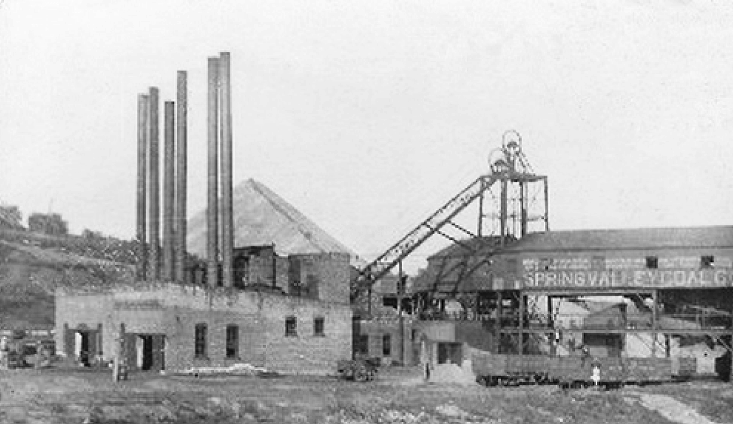 Spring Valley Coal Mining Operations