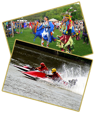 Events in the Illinois Valley