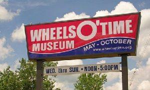Wheels O' Time