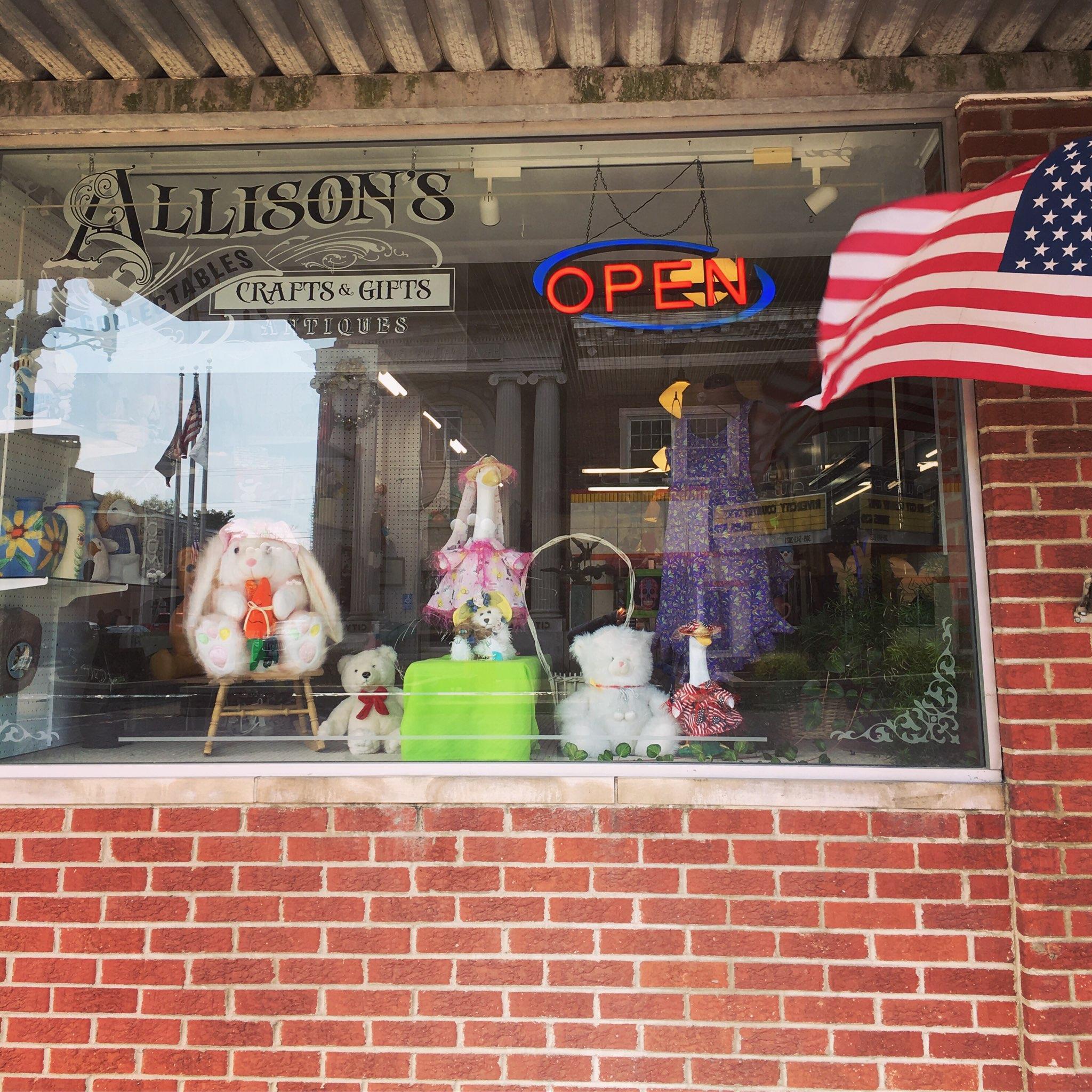 Alisons-antiques