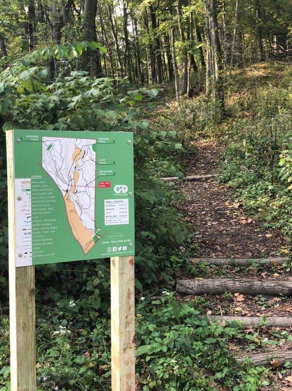 Coal-Hollow-Trail-Head-map-Kevin-Yates