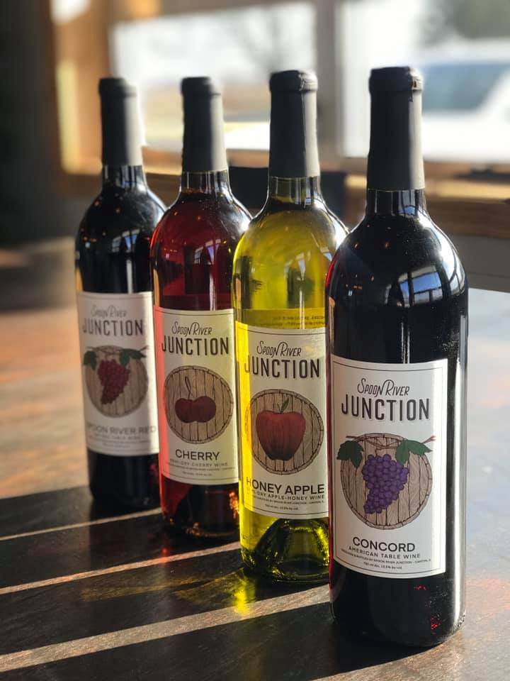 Spoon River Junction Winery Wines 2
