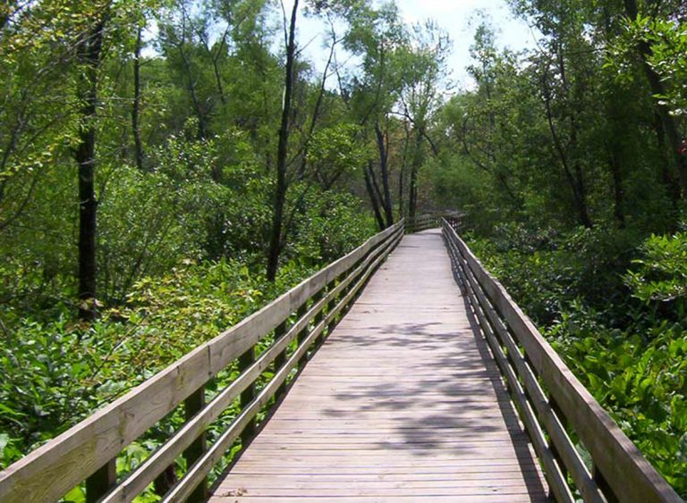 River Trail, East Peoria